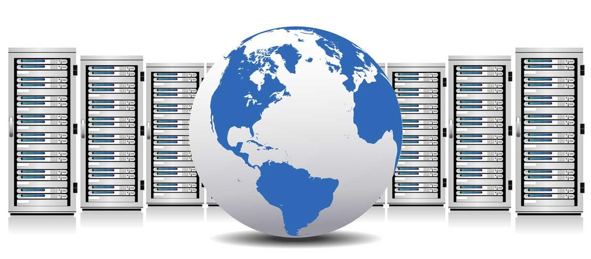 LINET offre servizi di trasferimento e registrazione domini internet, piani web hosting e server virtuali e dedicati a Roma